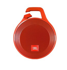 JBL CLIPPLUS Portable Bluetooth Speaker, Orange