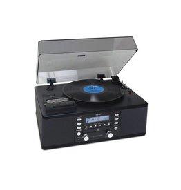 TEAC TEAC  LP-R550USB Enregistreur de CD avec cassette platine