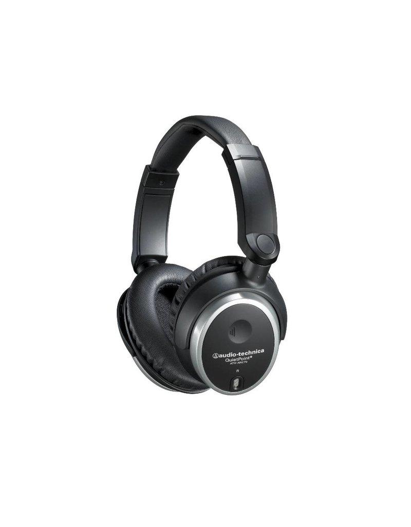 Audio-Technica ATH-ANC7B  Ecouteur antibruit closed-back avec Quietpoint