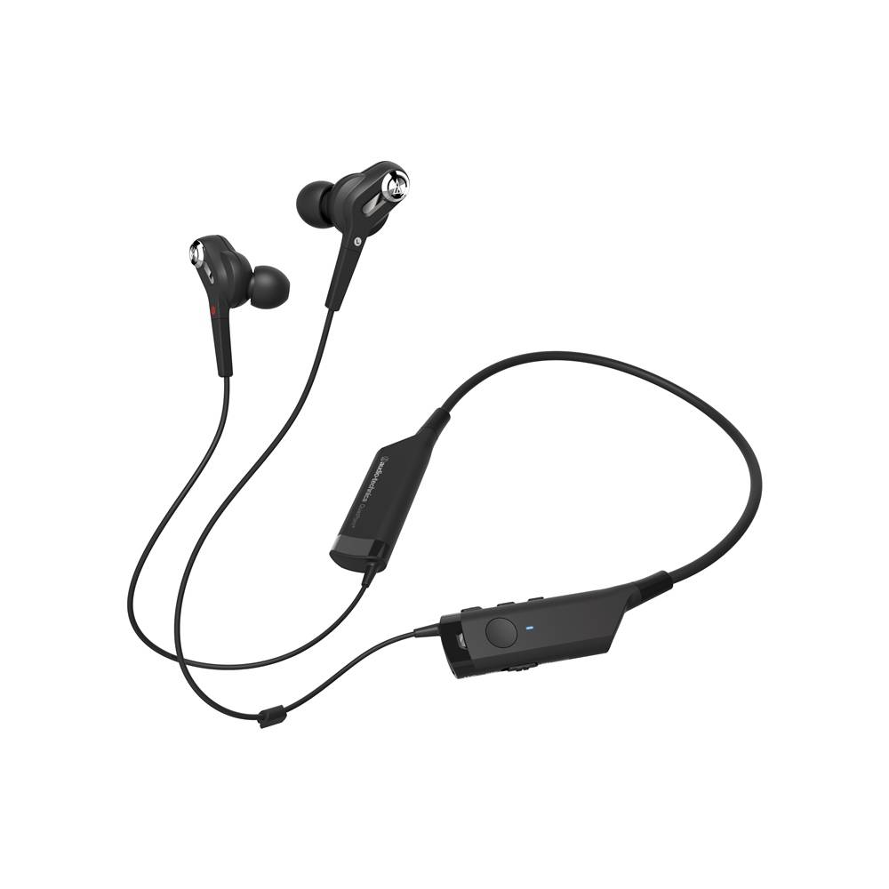 Audio-Technica ATH-ANC40BT Ecouteur intra-auriculaires antibruit Active avec Quietpoint