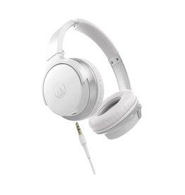 Audio-Technica ATH-AR3ISWH Ecouteur sur l'oreille-Blanc