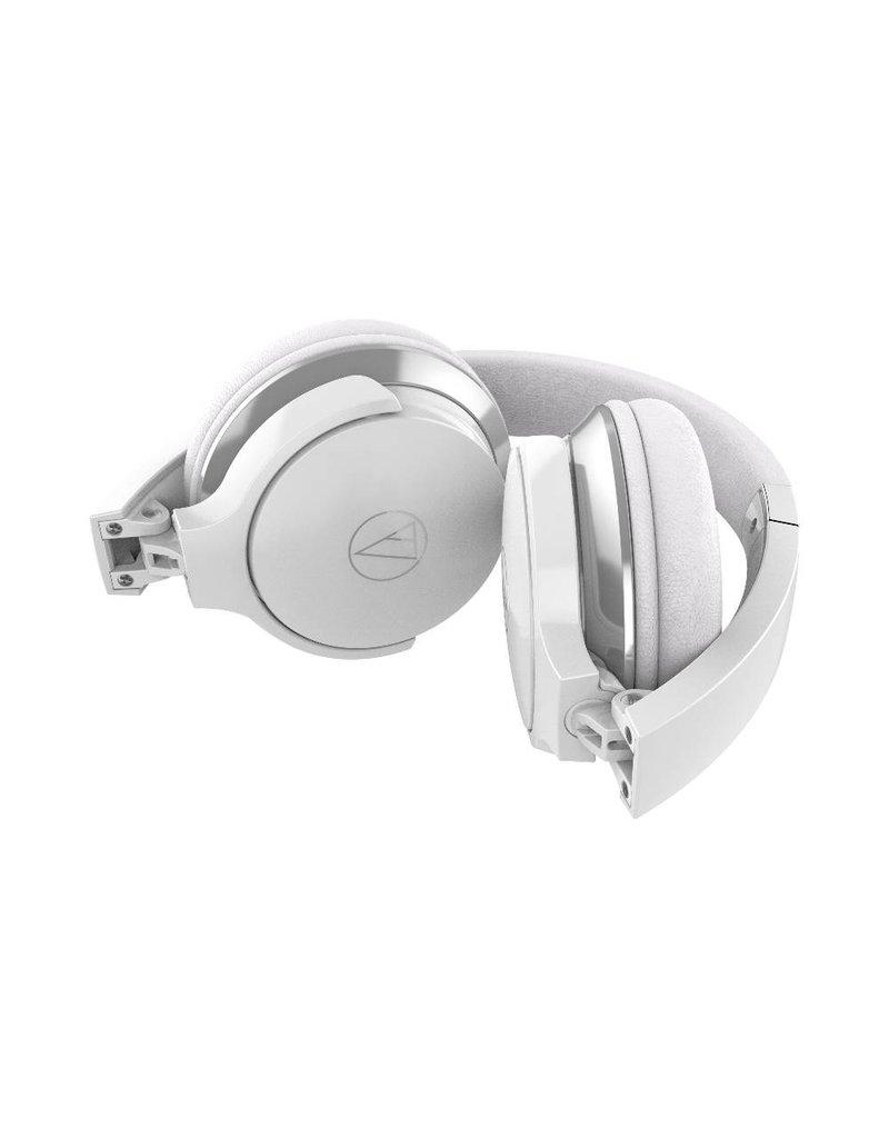 Audio-Technica ATH-AR3ISWH On-Ear Headphones - White