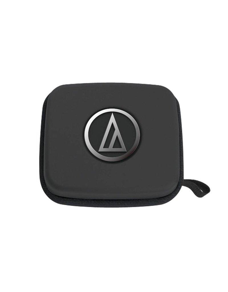 Audio-Technica ATHCKX9ISBK SonicFuel ecouteur intra-auriculaires avec mic-Noir