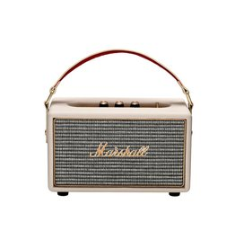 Marshall Kilburn - Portable Bluetooth Speaker w/ carry strap - Cream