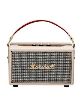 Marshall Kilburn - Haut-parleur Bluetooth portable avec bandoulière-crème
