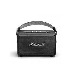 Marshall Kilburn -Haut-parleur Bluetooth portable avec bandoulière-acier
