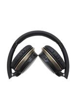 Audio-Technica ATHAR3BTBK Consumer SonicFuel Wireless On-Ear Headphones - Black