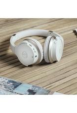 Audio-Technica ATHAR3BTWH  Consumer SonicFuel Wireless On-Ear Headphones - White