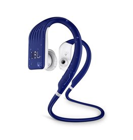 JBL Endurance JUMP Waterproof Wireless In-Ear Headphones - Blue