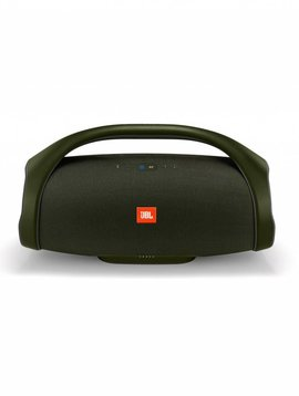 JBL Boombox Portable waterproof Bluetooth Speaker - Forest Green