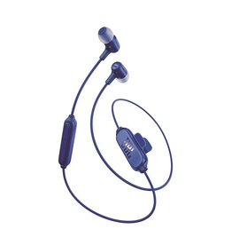 JBL E25BT Bluetooth In-Ear Headphones - Blue