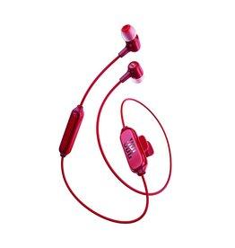 JBL E25BT Bluetooth In-Ear Headphones - Red