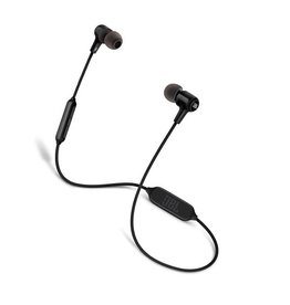 JBL E25BT Bluetooth In-Ear Headphones - Black