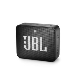 JBL Go 2 Portable Bluetooth Waterproof Speaker - Noir