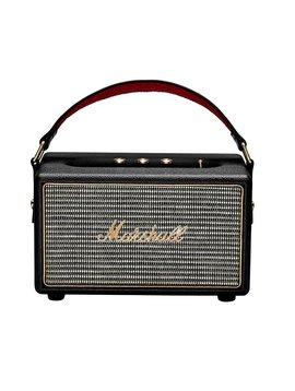 Marshall Kilburn -Haut-parleur Bluetooth portable avec bandoulière - Noir