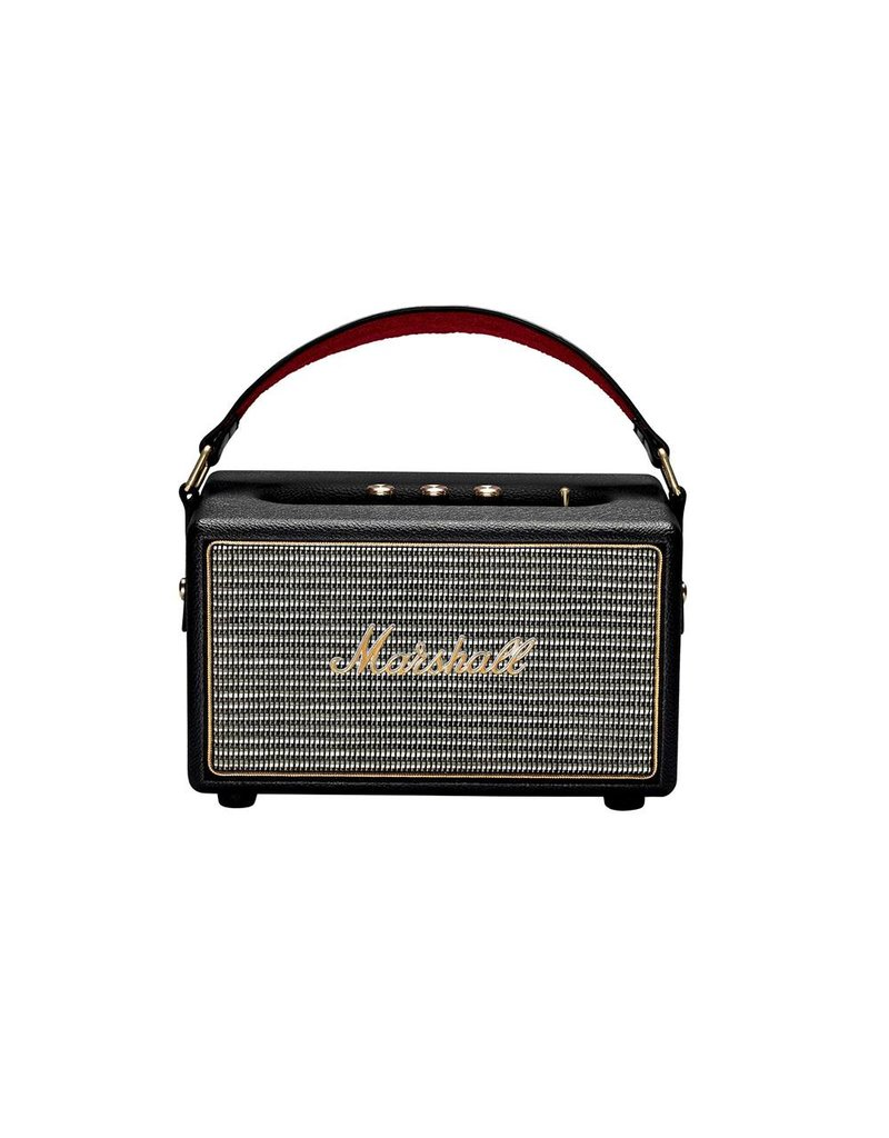 Marshall Kilburn - Portable Bluetooth Speaker w/ carry strap - Black