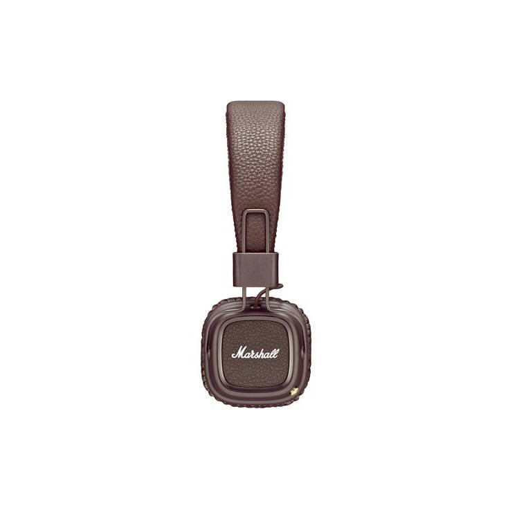 Marshall Audio Major II Bluetooth Écouteurs - Brun