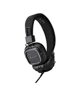 Marshall Audio Major II Bluetouth Headphones - Pitch Black