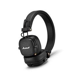 Marshall Major III Bluetooth Écouteurs sans fil, sour l'oreille -Noir