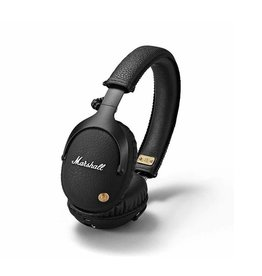 Marshall Monitor Bluetooth Wireless Over-Ear Headphone, Black