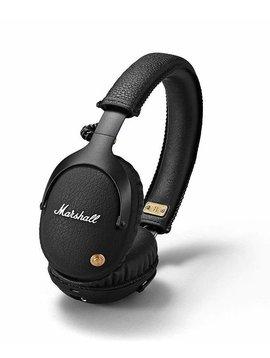 Marshall moniteur sans fil Bluetooth casque sour l'oreille- Noir
