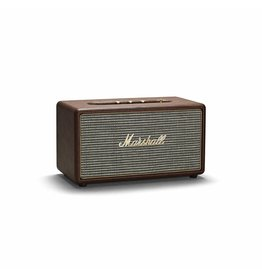 Marshall Audio Stanmore Bluetooth Speaker System - Brown