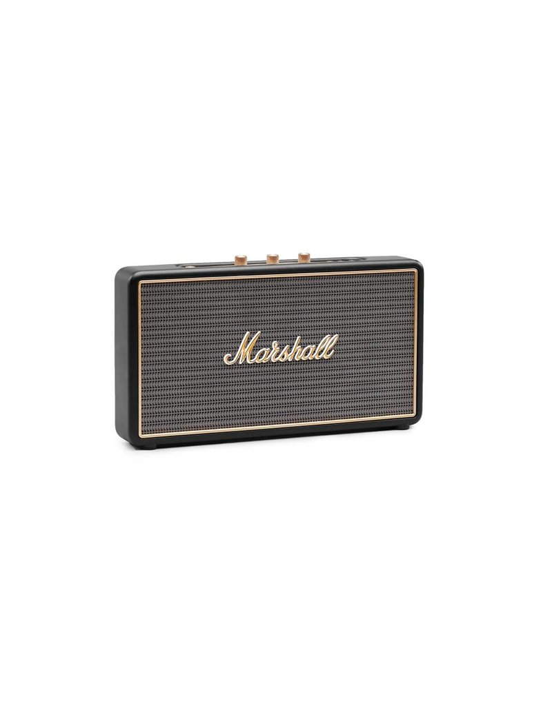 Marshall Stockwell - Portable Bluetooth speaker - Black