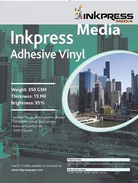 Inkpress AV851120 Inkpress Media 350 g/m², 13 mil, 95% de papier en lumineux