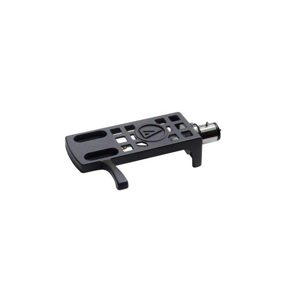 Audio-Technica  AT-HS10BK Universal Cartridge Headshell Mount, Black