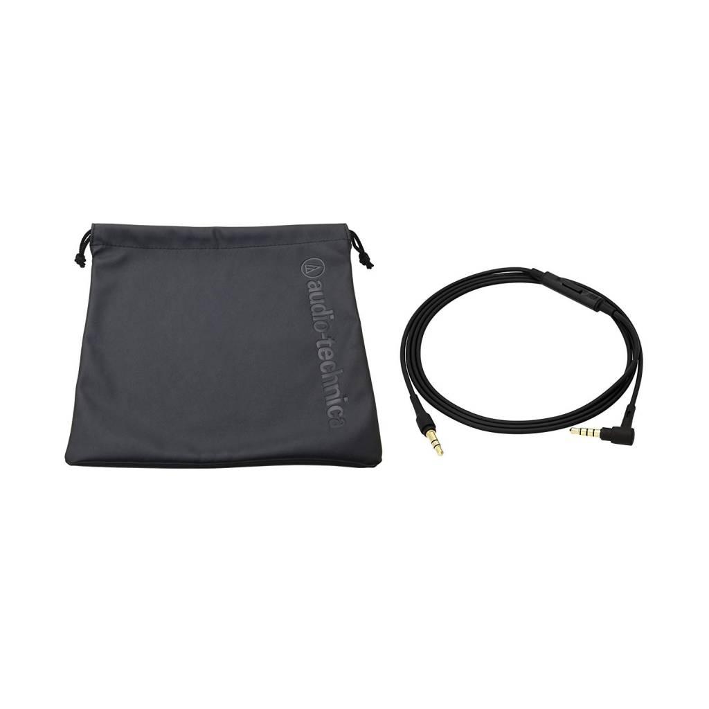 Audio-Technica ATH-SR5BK casque Bluetooth - Noir