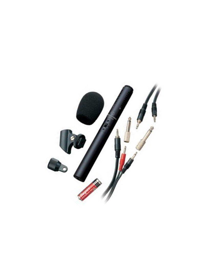Audio-Technica  ATR6250  Microphone à condenseur stéréo pour enregistrement/vidéo