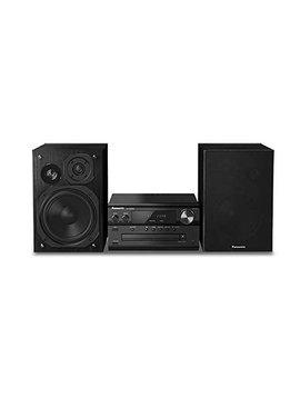 Panasonic SCPMX80 Compact Système audio Micro Système de musique avec Bluetooth CD, USB