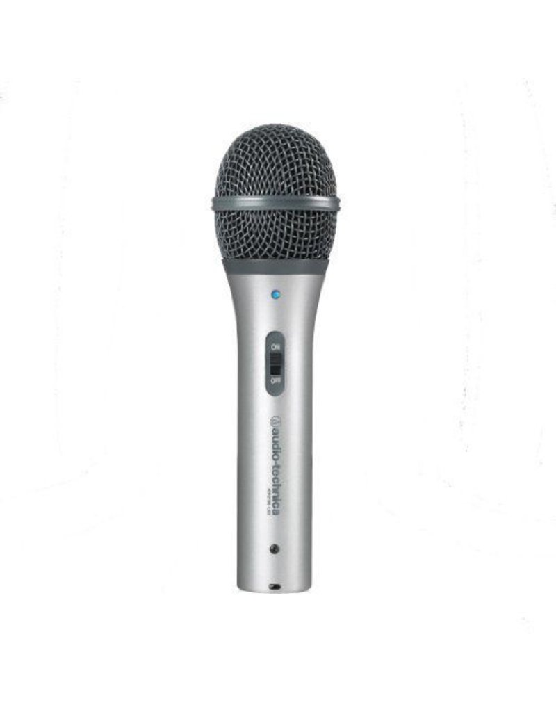Audio-Technica Consumer ATR2100-USB Cardioid Dynamic USB Microphone