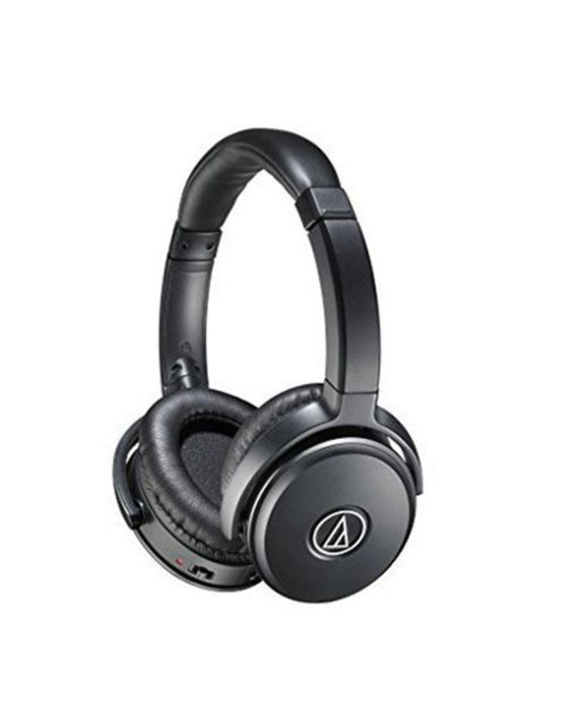 Audio-Technica ATH-ANC50iS  Consumer   Active Noise-Cancelling Headphones