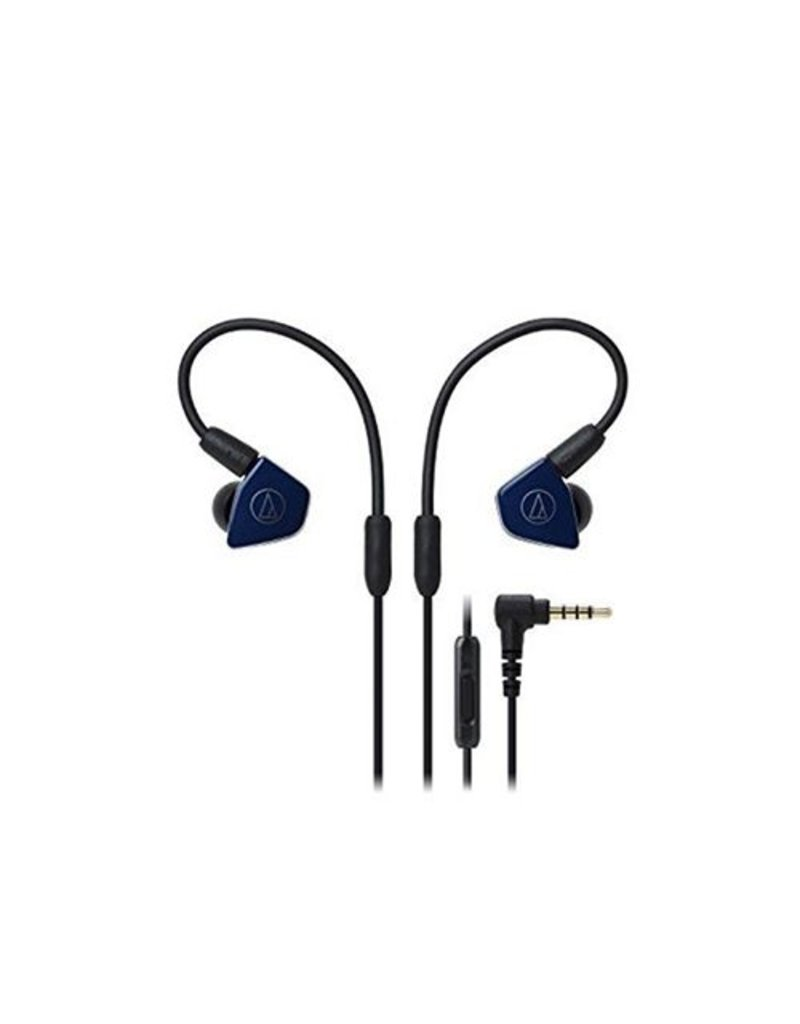 Audio-Technica  ATH-LS50ISNV In-Ear Headphones - Navy