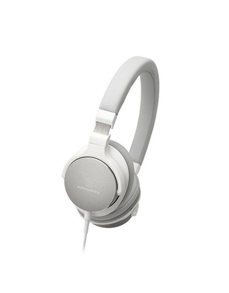 Audio-Technica ATH-SR5WH casque Bluetooth - Blanc