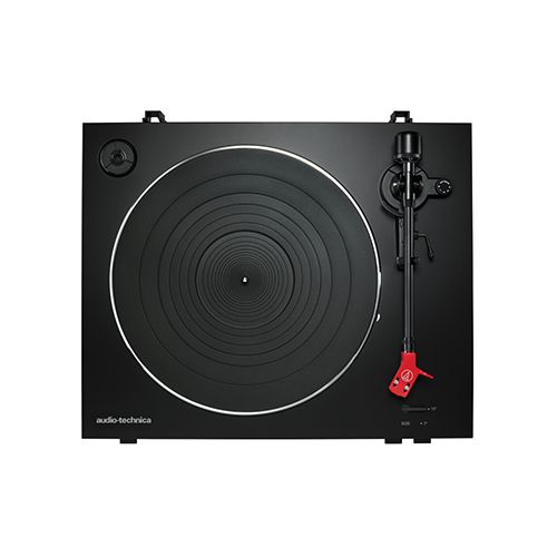 Audio-Technica AT-LP3BK Fully Automatic Belt-Drive Stereo Turntable - Black