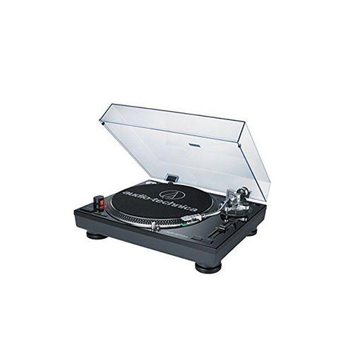 Audio-Technica  AT-LP120BK-USB Tourne-disque professionnel à entraînement direct