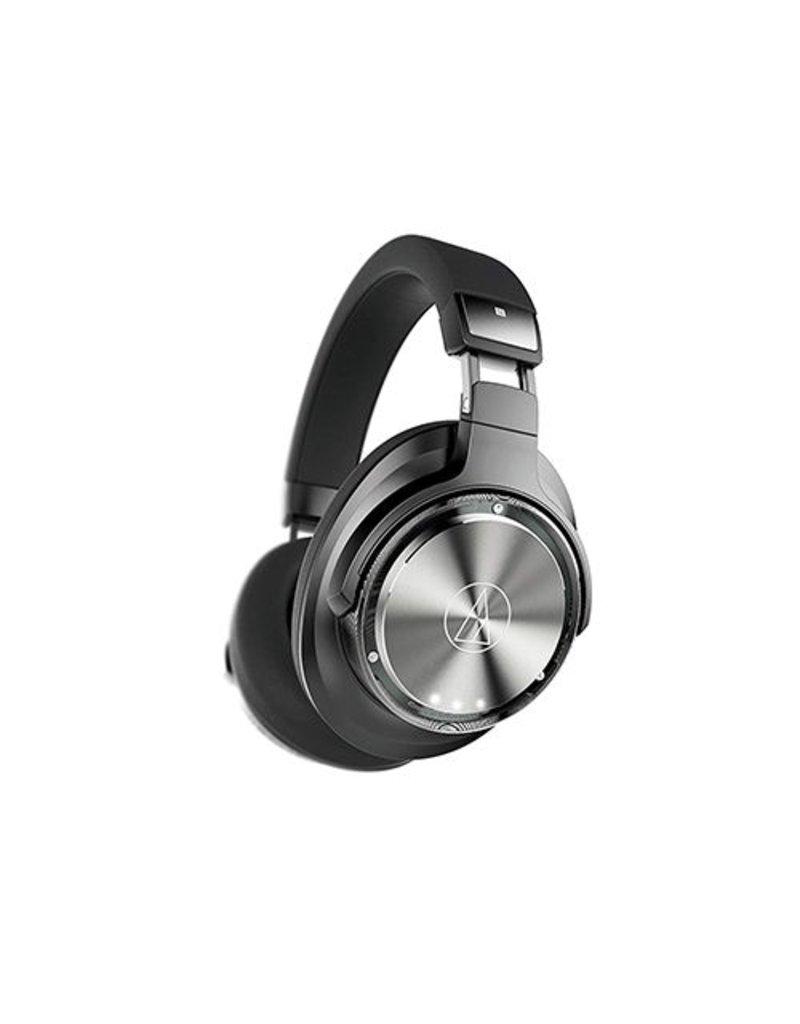 Audio-Technica ATH-DSR9BT Ecouteur sur l'oreille sans fil avec Digital Lecteur pur