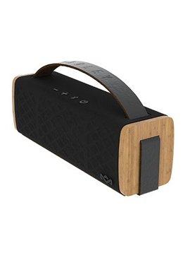House of Marley Riddim Bluetooth Wireless Speaker - black