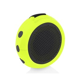 Braven B105XGG 105 Series Portable Waterproof Bluetooth Speaker, Electric Lime
