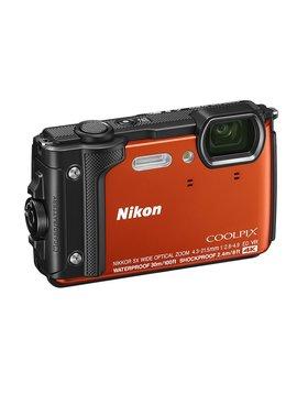 Nikon Coolpix W300  appareil photo numérique étanche- Orange