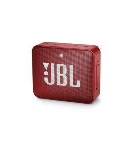 JBL Go 2 Portable Bluetooth Waterproof Speaker - Red