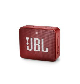 JBL Go 2 Portable Bluetooth Waterproof Speaker - Rouge