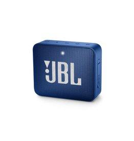 JBL Go 2 Portable Bluetooth Waterproof Speaker - Blue