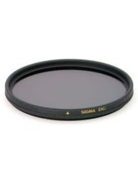 Sigma Circular Polarizing Filter - 72MM