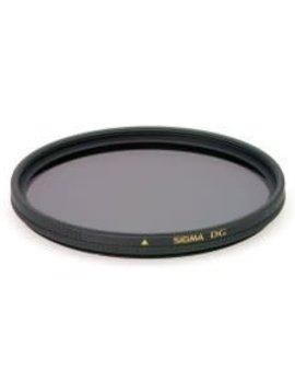 Sigma Filtre polarisant circulaire - 72MM