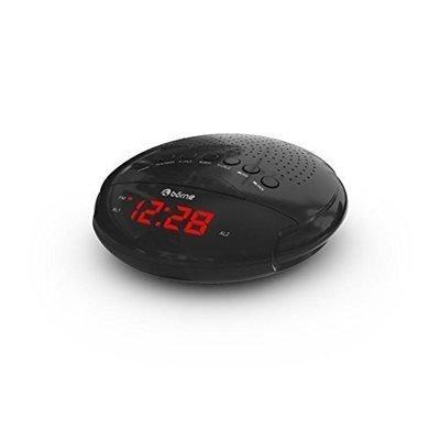 Borne CR630 dual alarm, AM/FM tuner with memory preset