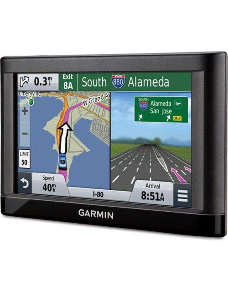 Garmin Nuvi 56lm Gps With Uscanada Maps Maps Vent Mount Bundle - Garmin-gps-with-us-and-canada-maps