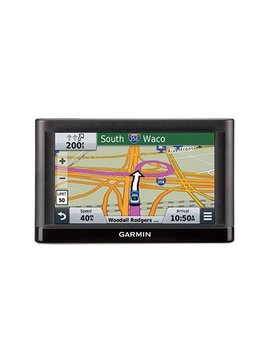 Garmin Nuvi 56LM GPS With US/Canada Maps Maps Vent Mount Bundle